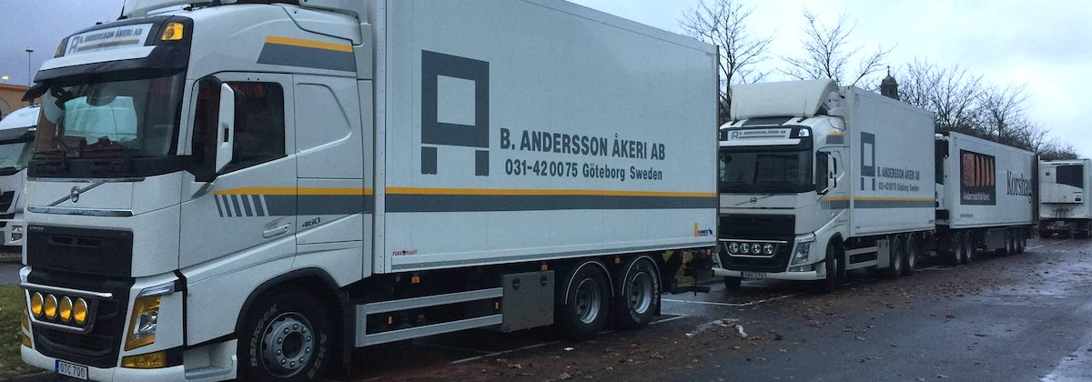 B Andersson